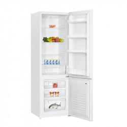 Хладилник с фризер Crown CBR-250 A+ , 273 l, A+ , Бял , Статична - Хладилници