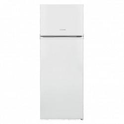 Хладилник с горна камера Crown GN 263 , 213 l, A+ , Бял , Статична - Хладилници