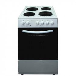 Готварска печка (ток) Crown 54AM A CLASS MULTIFUNCTIONAL , 4 ток , Бял - Готварски печки