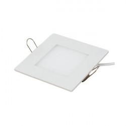 LED панел, квадрат, 6W, 220V с включен драйвър - Осветителни тела