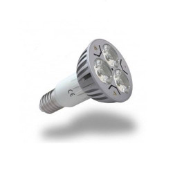 LED луничка 3х1W, цокъл E14, 220V или DC12V, клас B - Осветителни тела
