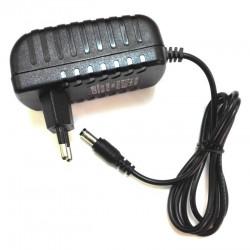 Захранващ адаптер за камера за видеонаблюдение - 12V, 2A, 24W - Видеонаблюдение и Алармени системи
