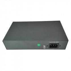 PoE суич - 8 PoE порта +2 Up link 10/100Mbps - Видеонаблюдение и Алармени системи