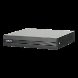 Хибриден 8 канален видеорекордер (4 + 4) - Видеонаблюдение и Алармени системи