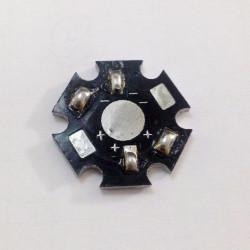 Aлуминиева плочка за светодиодно тяло 1W - Мебели и Интериор