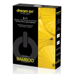 Протектор за матрак Terry Bamboo - Спално бельо