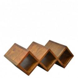Поставки за Бутилки EX Home модел Toscana 3X, mango - Етажерки