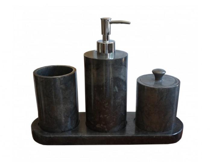 Диспенсър EX Home модел Mramor - black, мрамор