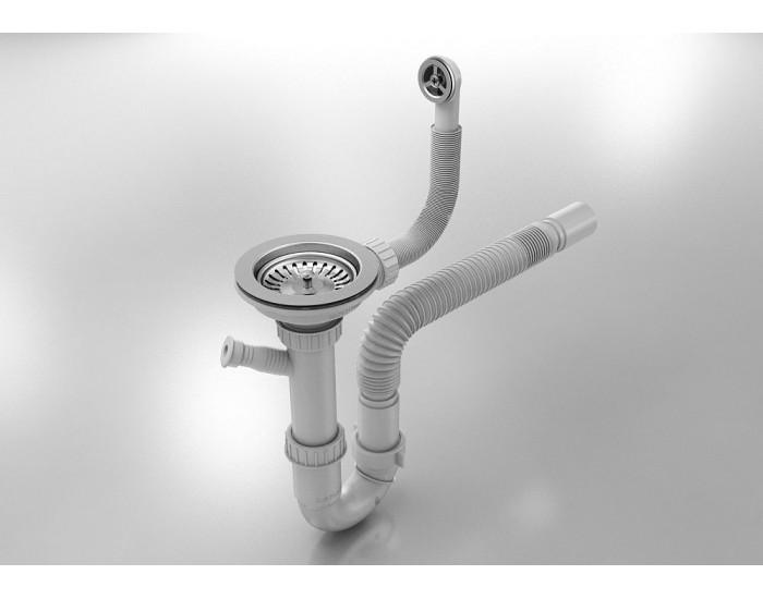 Сифон за еднокоритна мивка, 22-91