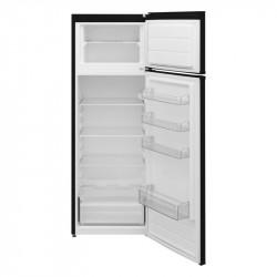 Хладилник с горна камера Finlux FXRA 2837 BK , 240 l, A+ , Статична , Черен - Хладилници