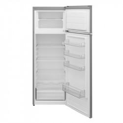 Хладилник с горна камера Finlux FXRA 2835 IX , 240 l, A+ , Инокс , Статична - Хладилници