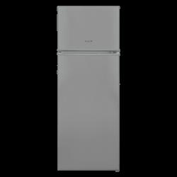 Хладилник с горна камера Finlux FXRA 260IX , 213 l, A+ , Инокс - Хладилници