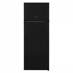 Хладилник с горна камера Finlux FXRA 260B , 213 l, A+ , Черен - Хладилници