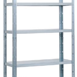 Стелаж безболтова връзка - Мебели от метал