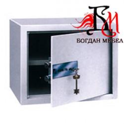 Сейф 250 BK - Мебели от метал