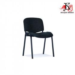 Посетителски стол ISO Black - Столове