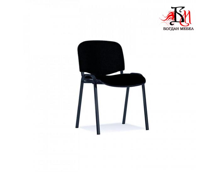 Посетителски стол ISO Black - Офис столове