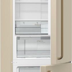 Комбиниран хладилник с фризер Gorenje NRK621CLI - Хладилници