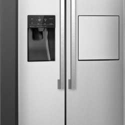 Side-by-Side хладилник Gorenje NRS9182VX - Хладилници