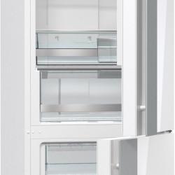 Комбиниран хладилник с фризер Gorenje NRK612ORAW - Хладилници