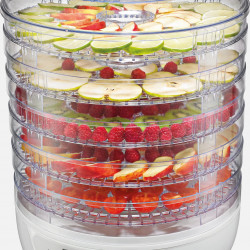 Уред за сушене на плодове, зеленчуци и подправки Gorenje FDK24DW -