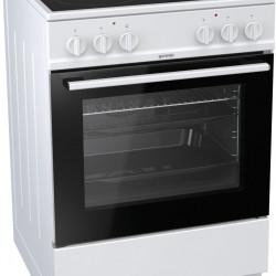 Електрическа печка Gorenje EC6141WC - Готварски печки