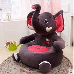 Детски плюшен фотьойл Smart Elephant - Мебели за детска стая