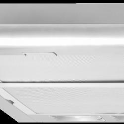 Телескопичен абсорбатор OTS625IH, Механично управление, Метални филтри, Инокс - Hansa
