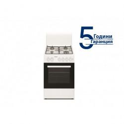 Газова готварска печка Heinner модел HFSC-S50LITG - Готварски печки