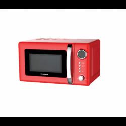 Микровълнова фурна Heinner HMW-20GRD, червена - Микровълнови печки