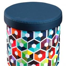 Табуретка BM-Dizzy Multi 1 - Мека мебел