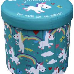 Табуретка BM-Dizzy Horse 1 - Мека мебел