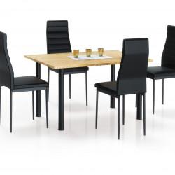 Трапезна маса BM-Adonis 2 1 + 4 стола - Комплекти маси и столове