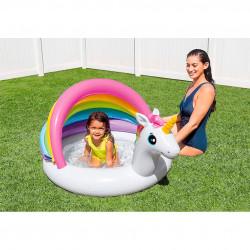 Детски басейн еднорог ,  Възраст 1-3  1,27м х1,02м х 69см - Спорт и Свободно време