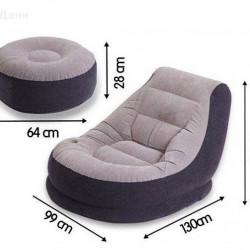 Надуваем стол Intex Ultra Lounge,  99 cm x 1.30 m x 76cm,  68564 - Аксесоари за пътуване