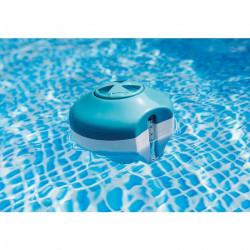 2-в-1 Диспенсър за басейн с термометър, 29043 - Intex