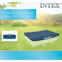 Покривало за басейн, правоъгълно, 3.00м. х 2,00м., 28038 - Intex