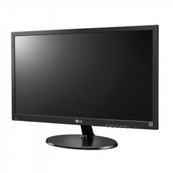 """LG 19M38A, 18.5"""" LED AG, 5ms GTG, 600:1, Mega DFC, 200cd, 1366x768, D-Sub, Tilt, Black - Сравняване на продукти"""