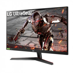 "LG 32GN500-B, 31.5"" UltraGear VA, AG, 1ms MBR, 165Hz, 3000:1, 300cd/m2, Full HD 1920x1080, NVIDIA G-SYNC, Radeon FreeSync, HDR 10, sRGB 95%, HDMI, DisplayPort, Tilt, Reader Mode, Black -"