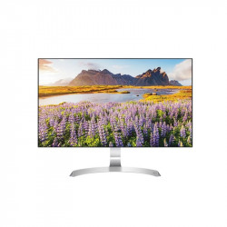 "LG 27MP89HM-S, 27"" LED IPS, 5ms GTG, 1000:1, Mega DFC, 250cd, Full HD 1920x1080, D-Sub, sRGB 99%, HDMI, FreeSync, Invisible Speaker (5W x 2), Tilt, Headphone Out, 4 Side Borderless, PC - LG"