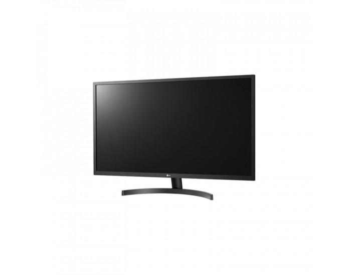 "LG 32ML600M-B, 32"" Full HD IPS LED Monitor AG, IPS Panel, 5ms, 1200:1, 300 cd/m2, 1920x1080, DCI-P3 95% Color Gamut, HDR10, D-Sub, HDMI, Headphone Out, Tilt, Black"