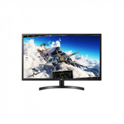 "LG 32ML600M-B, 32"" Full HD IPS LED Monitor AG, IPS Panel, 5ms, 1200:1, 300 cd/m2, 1920x1080, DCI-P3 95% Color Gamut, HDR10, D-Sub, HDMI, Headphone Out, Tilt, Black -"