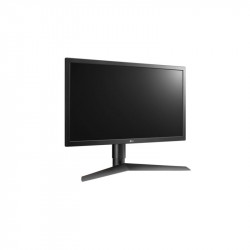 """LG 24GL650-B, 23.6"""" TN, AG, 1ms 144Hz, Mega DFC, 1000:1, 300cd/m2, Full HD 1920x1080, Radeon FreeSync, HDMI, DisplayPort, Headphone Out, Height Adjustable, Tilt, Black - LG"""