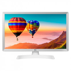 "LG 28TN515V-WZ, 27.5"" WVA, LED non Glare, TV Tuner DVB-T2/C /S2, 5ms GTG, 1200:1, Mega DFC, 250cd, 1366x768, HDMI, USB2.0, Cl slot, HOTEL MODE, Speaker 2x5W, White - LG"