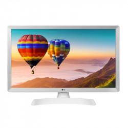 "LG 24TN510S-WZ, 23.6"" WVA, LED non Glare, Smart webOS 3.5, TV Tuner DVB-T2/C /S2, 1000:1, Mega DFC, 200cd, 1366x768, Wi-Fi, LAN, Composite/Component, WiFi, HDMI, CI Slot, USB 2.0, HOTEL MODE, - LG"