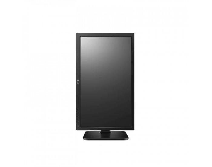 "LG 22MB37PU-B, 21.5"" IPS LED AG, 5ms GTG, 1000:1, 5M:1 DFC, 250cd/m2, Full HD 1920x1080, D-Sub, DVI, USB 2.0, Speaker 1W x 2, Tilt, Height, Swivel, Pivot, PC Audio In, Headphone aut, Black"