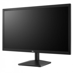 "LG 24MK400H-B, 23.8"" LED, AG, 5ms GTG, 1000:1, Mega DFC, 250cd/m2, Full HD 1920x1080, D-Sub, HDMI, RADEON FreeSync, Tilt, Black -"