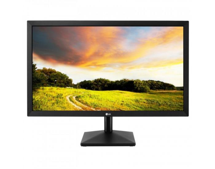 """LG 24MK400H-B, 23.8"""" LED, AG, 5ms GTG, 1000:1, Mega DFC, 250cd/m2, Full HD 1920x1080, D-Sub, HDMI, RADEON FreeSync, Tilt, Black"""