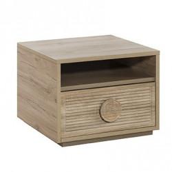 Луксозно нощно шкафче за детска стая Memo.bg модел ALFA - Sonata T