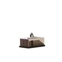 Луксозно нощно шкафче за детска стая Memo.bg модел Плюс - Sonata T